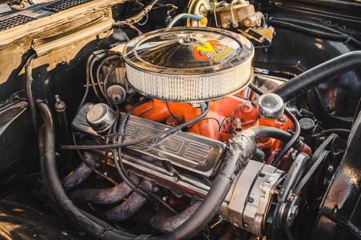 1968 Chevrolet Chevelle Malibu SS 14