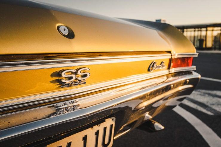 1968 Chevrolet Chevelle Malibu SS 3