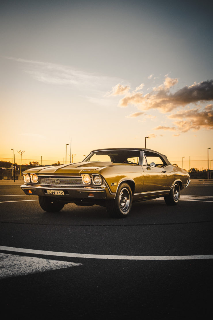 1968 Chevrolet Chevelle Malibu SS 4