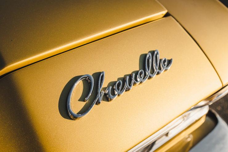 1968 Chevrolet Chevelle Malibu SS 7