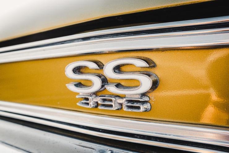 1968 Chevrolet Chevelle Malibu SS 8