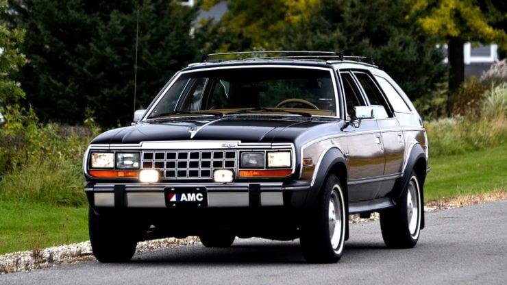 AMC Eagle Front
