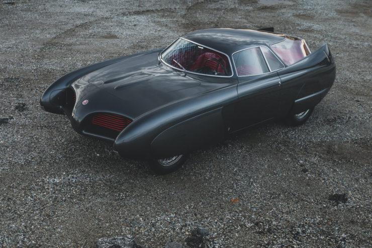 Alfa Romeo Berlina Aerodinamica Tecnica BAT 5