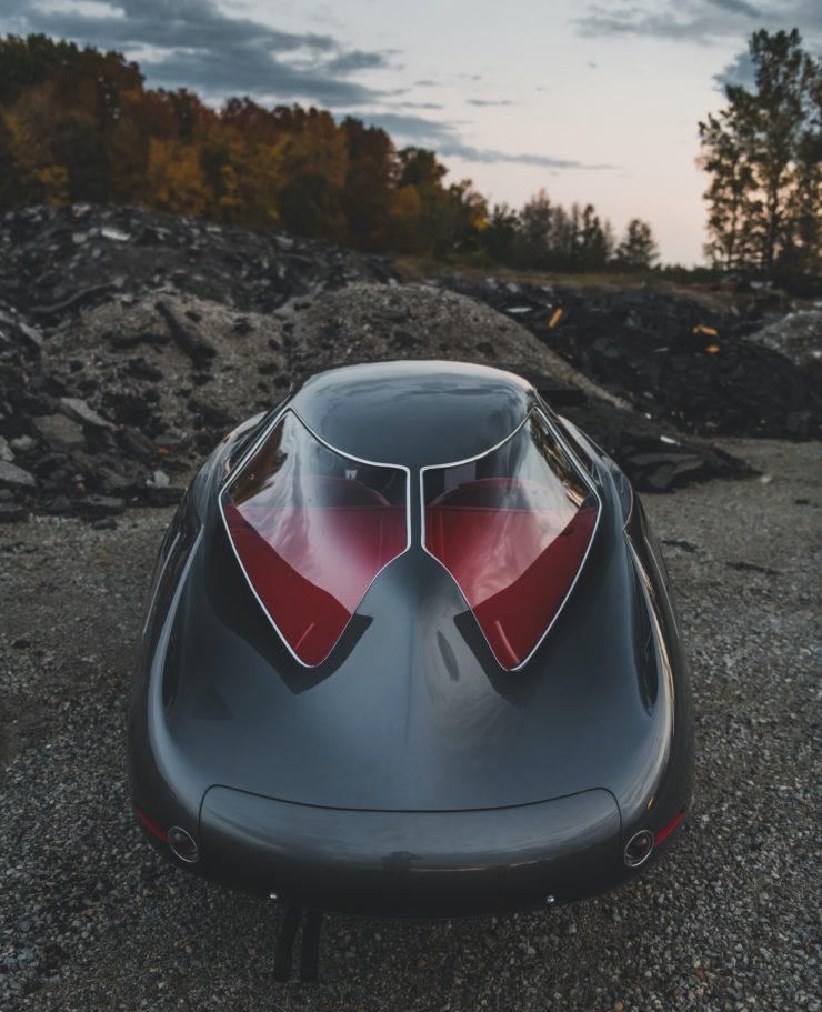 Alfa Romeo Berlina Aerodinamica Tecnica BAT 5 Back 2