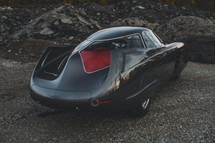 Alfa Romeo Berlina Aerodinamica Tecnica BAT 5 Back