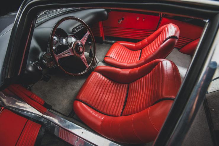 Alfa Romeo Berlina Aerodinamica Tecnica BAT 5 Interior