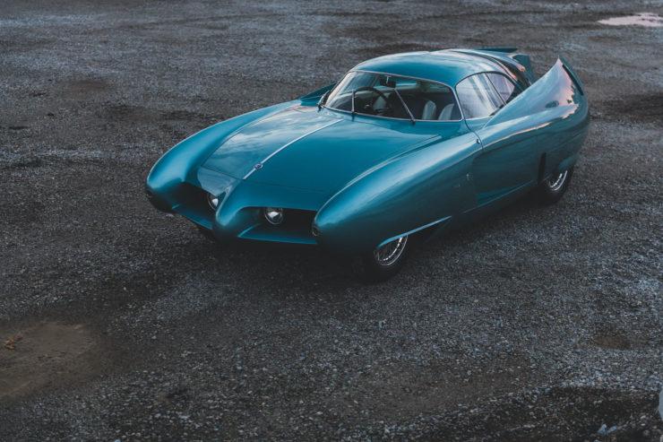 Alfa Romeo Berlina Aerodinamica Tecnica BAT 7 Main