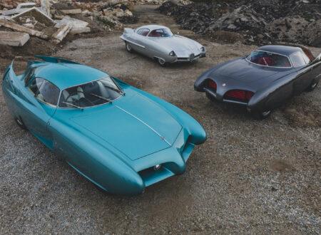Alfa Romeo Berlina Aerodinamica Tecnica Cars