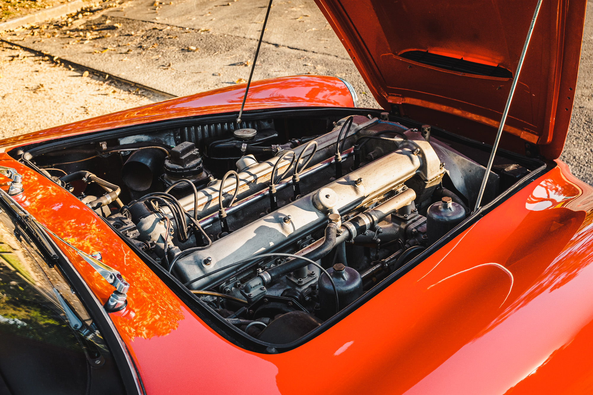 For Sale A Beautiful 1961 Aston Martin Db4