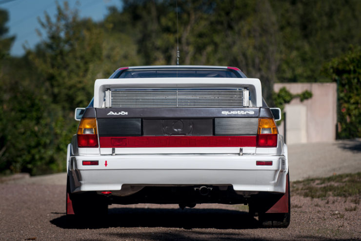 Audi quattro Group 4 Back 2