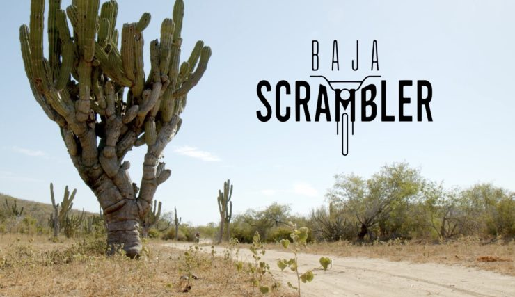 Baja Scrambler - Featuring Paul d'Orleans of The Vintagent