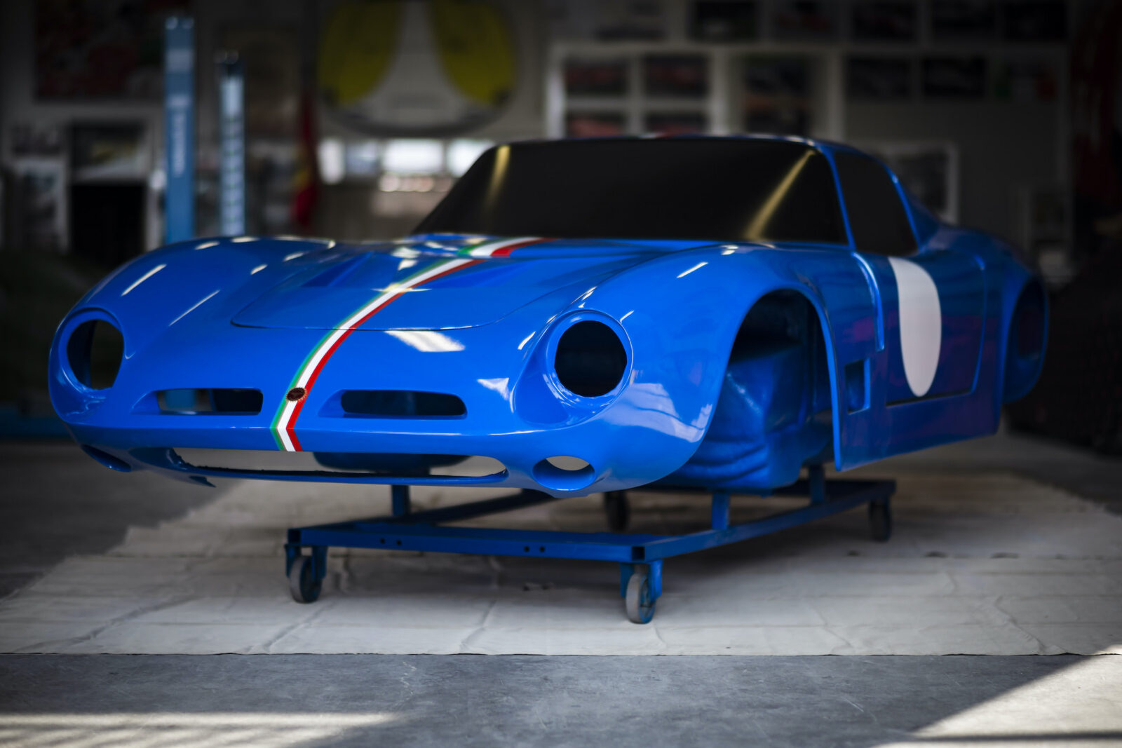 Bizzarrini 5300 Strada Body Buck