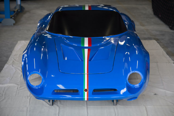 Bizzarrini 5300 Strada Body Buck 3