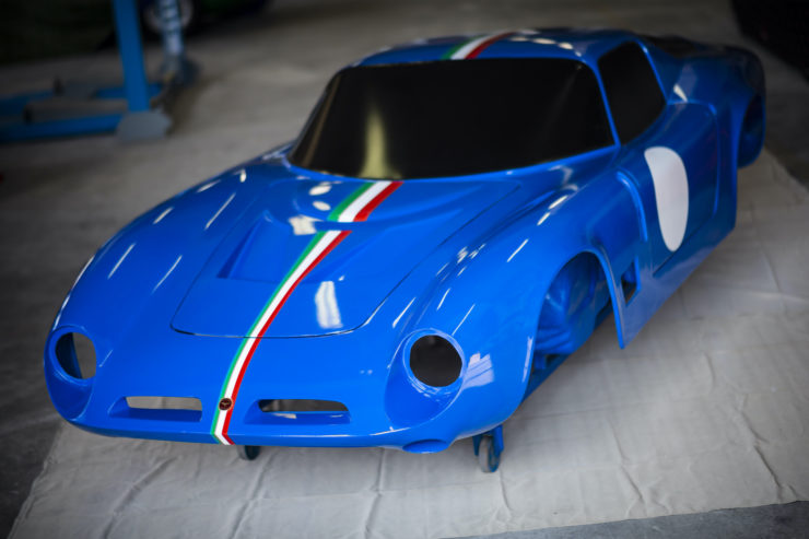 Bizzarrini 5300 Strada Body Buck 6