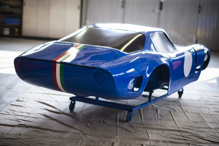 Bizzarrini 5300 Strada Body Buck 7