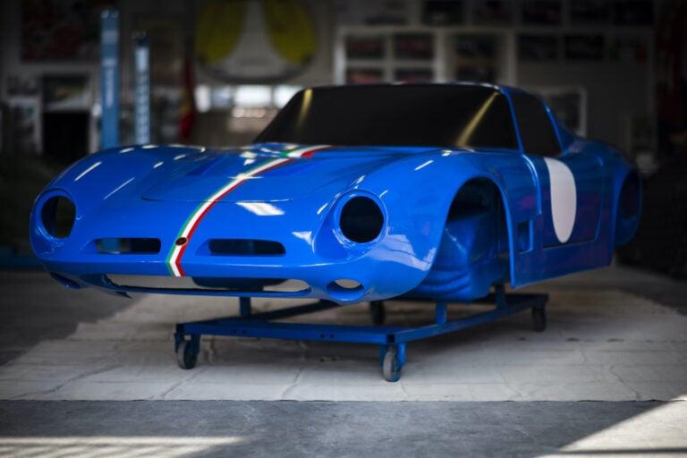 1:1 Scale Bizzarrini 5300 Strada Buck by Carrozzeria Auto Sport