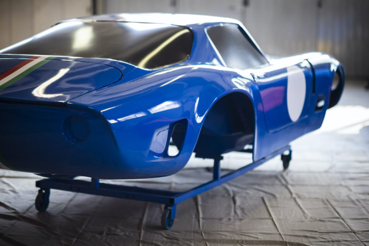 Bizzarrini 5300 Strada Body Buck 8