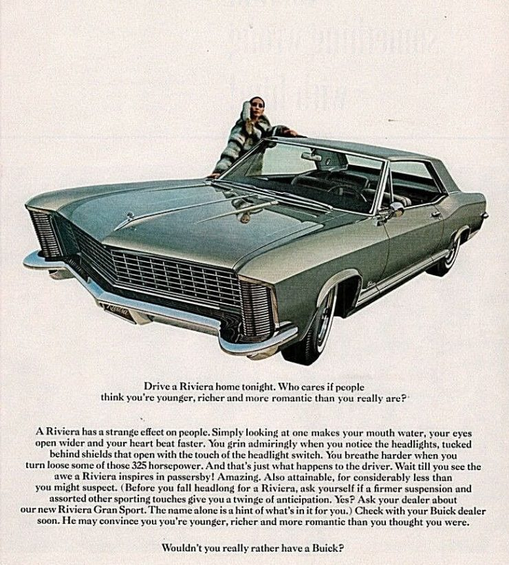 Buick Riviera Car