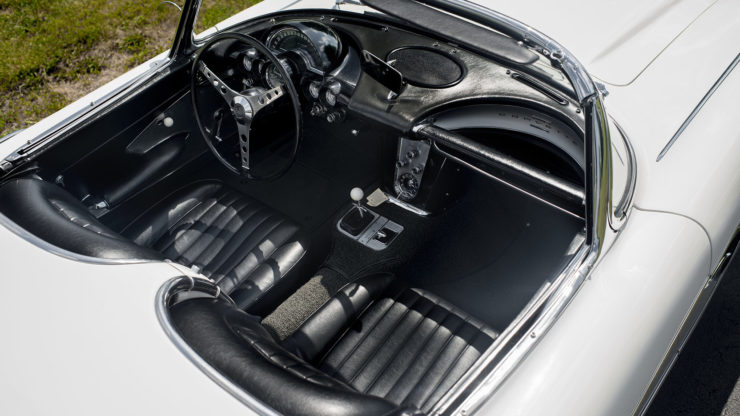 Chevrolet Corvette C1 first generation