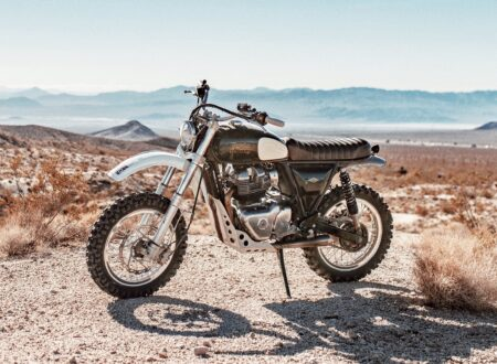 Custom Royal Enfield Interceptor
