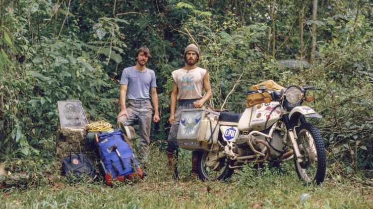 Darién Gap with Helge Pedersen