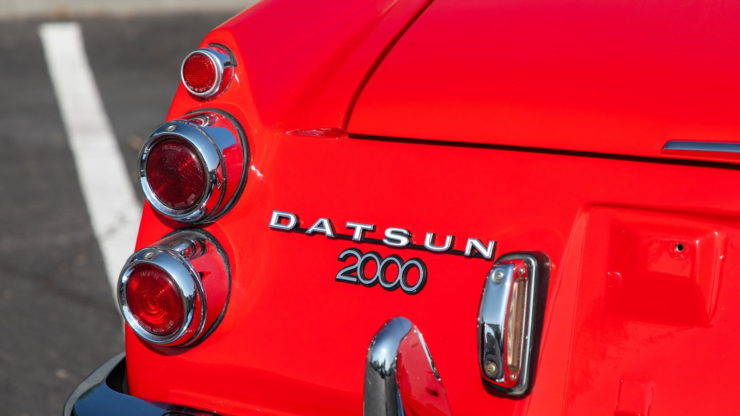 Datsun 2000 Sports 6