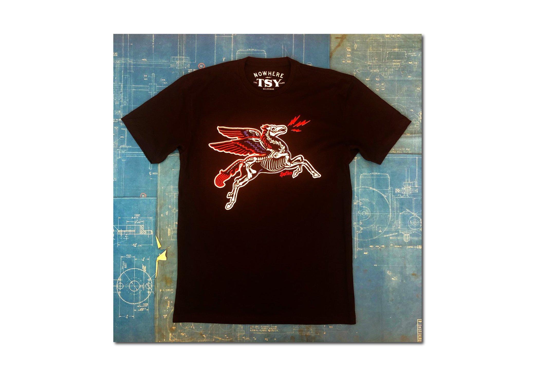Death Pegasus T-Shirt