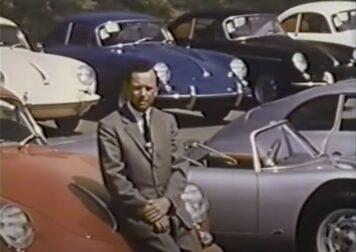 Documentary Porsche 356 Made by Hand