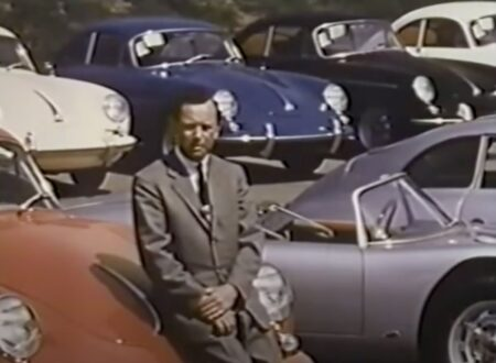 Documentary Porsche 356 Made by Hand