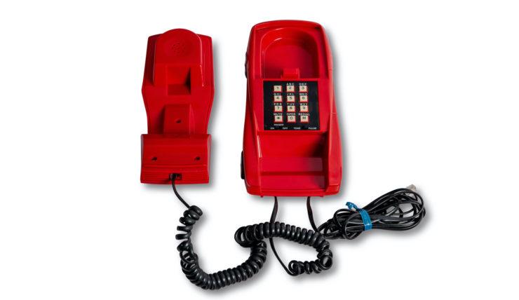 Ferrari Testarossa Phone 2