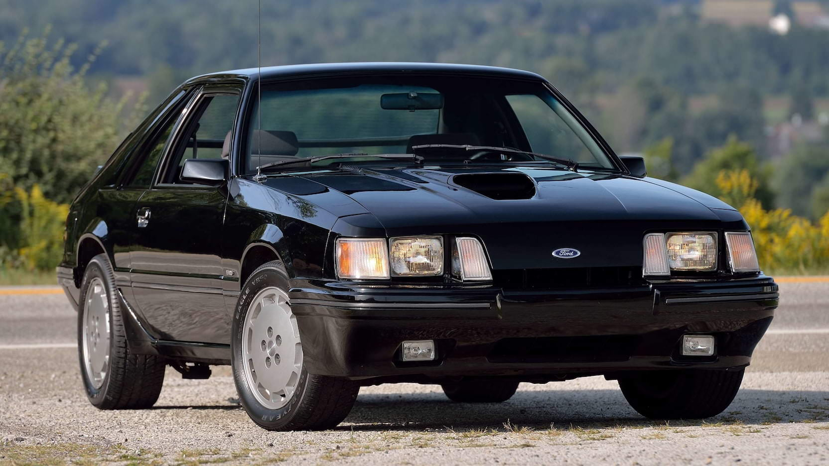 The Ford Mustang SVO – A Factory-Turbocharged 1980s Foxbody