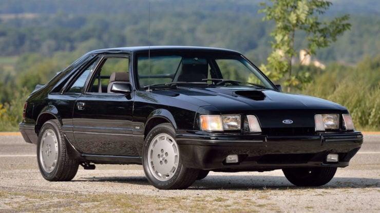 Ford Mustang SVO 2