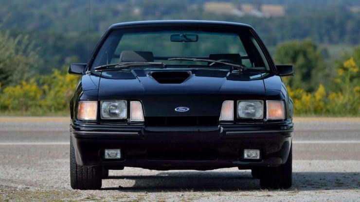 Ford Mustang SVO 4