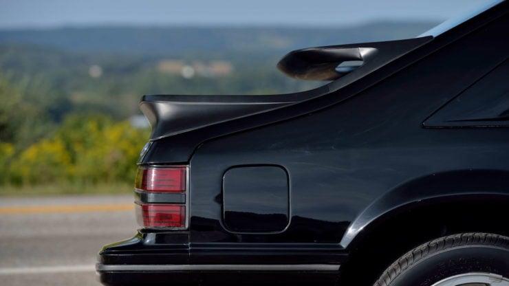 Ford Mustang SVO 5