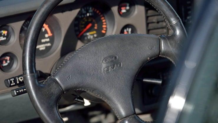 Ford Mustang SVO 7