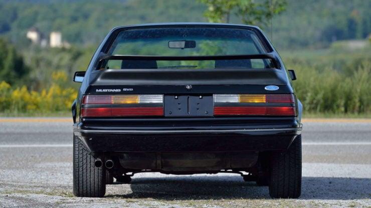 Ford Mustang SVO 9