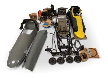 Formula Vee Project Car
