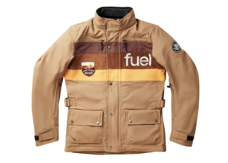 Fuel Rally Marathon Jacket - Motorcycle