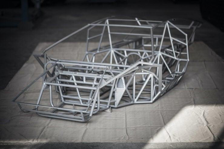 Lamborghini Countach Replica Chassis 1