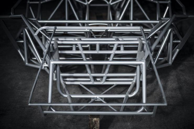 Lamborghini Countach Replica Chassis 2