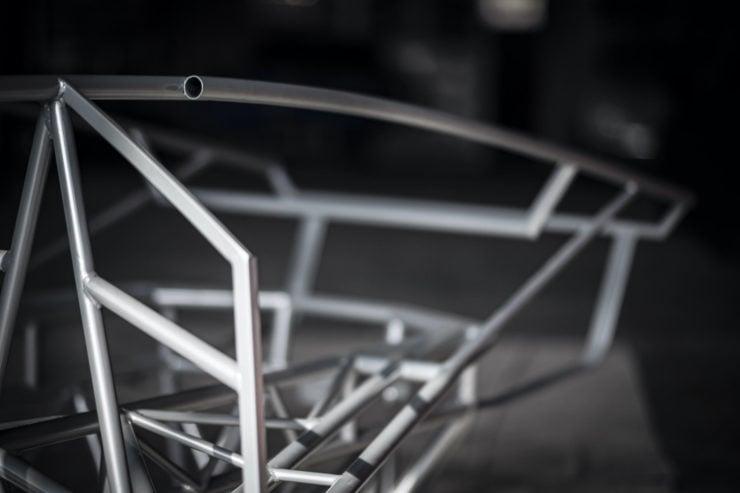 Lamborghini Countach Replica Chassis 3