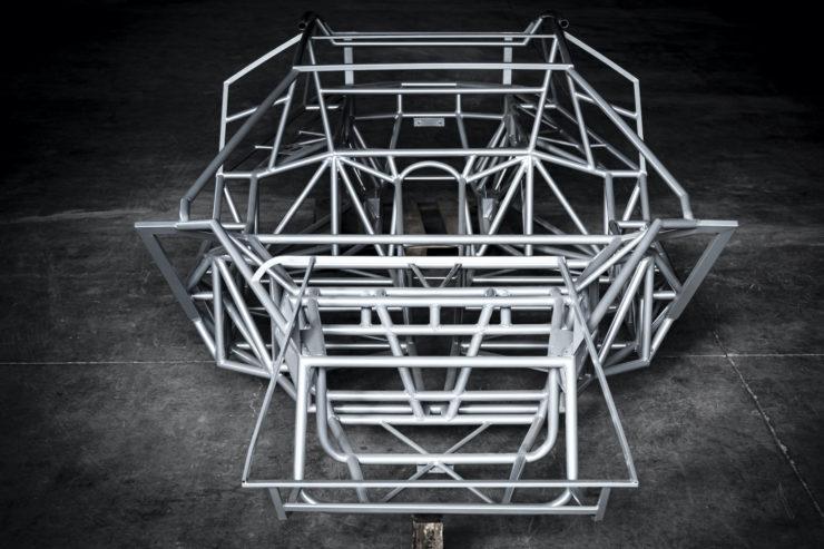 Lamborghini Countach Replica Chassis 4