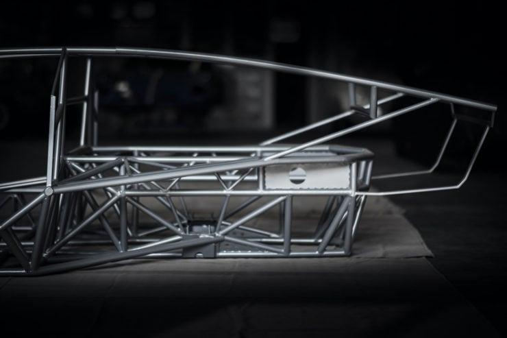 Lamborghini Countach Replica Chassis 5