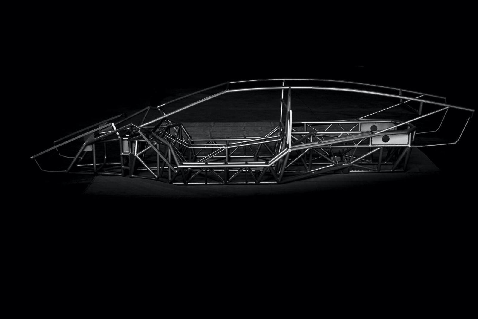 Lamborghini Countach Replica Chassis 7
