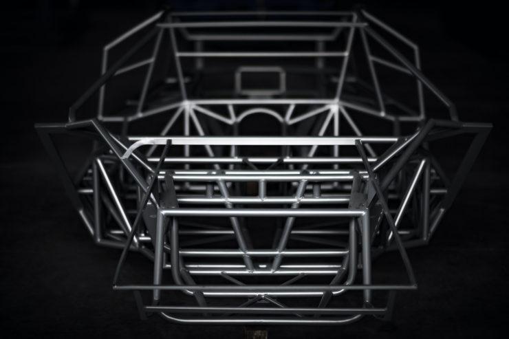 Lamborghini Countach Replica Chassis