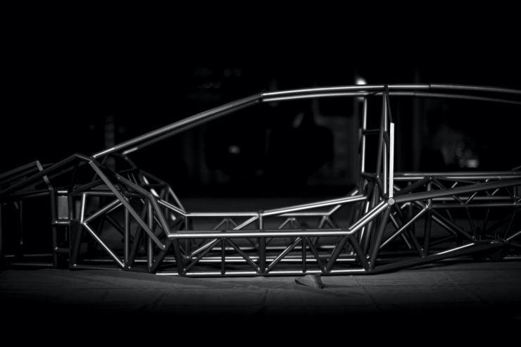Lamborghini Countach Replica Chassis 8