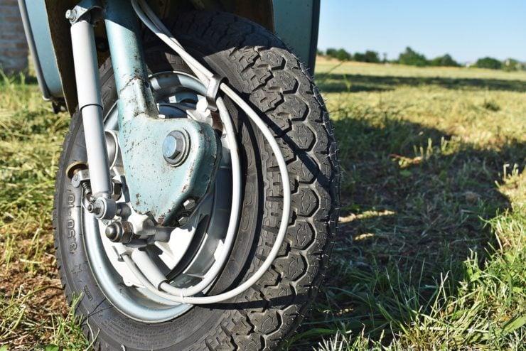 Lambretta TV 175 Series 3 Front Wheel