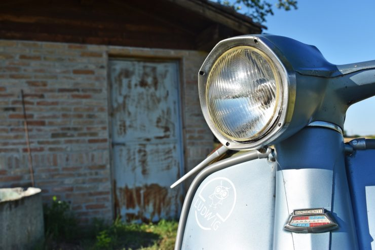 Lambretta TV 175 Series 3 Headlight