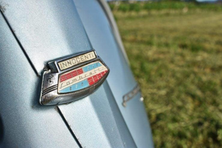 Lambretta TV 175 Series 3 Logo