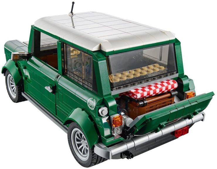 Lego Creator Expert Mini Cooper 1